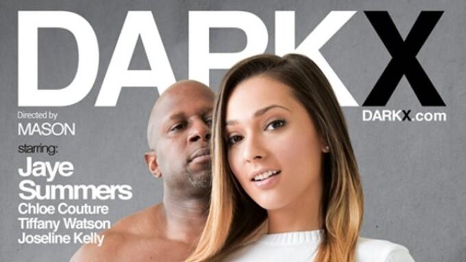 Dark X Releases 'Interracial Teens 3'