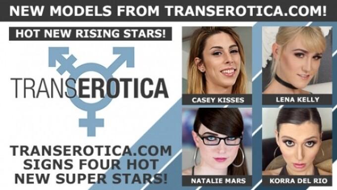 TransErotica Signs New Talent
