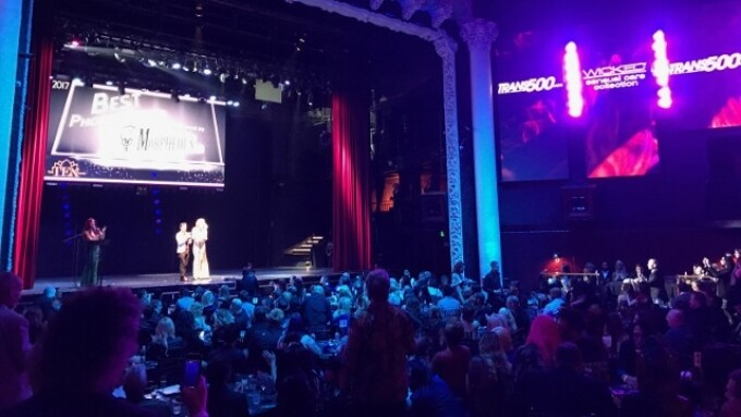 Transgender Erotica Awards Light Up Hollywood