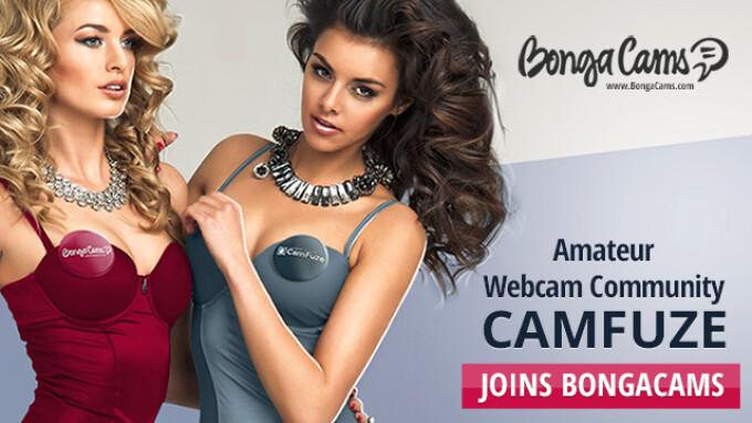 BongaCams Acquires 'Amateur' Site CamFuze