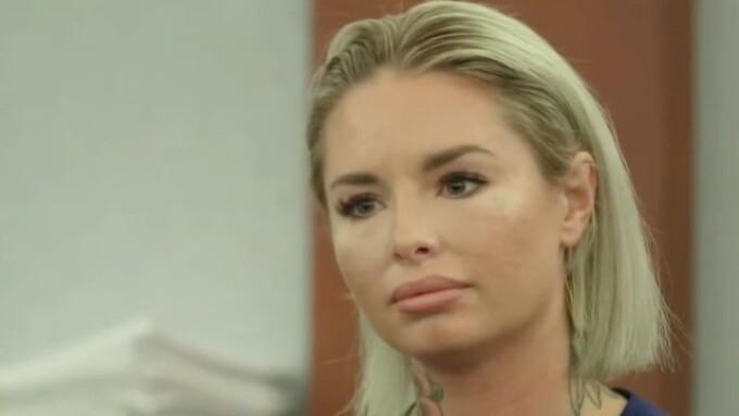Defense Cross-examines Christy Mack in War Machine Trial