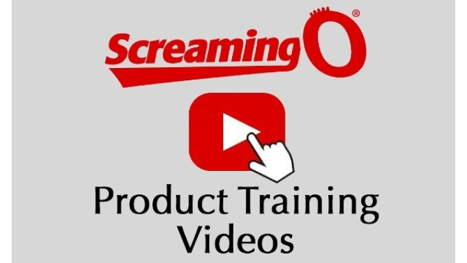 Screaming O Releases Product Training Videos