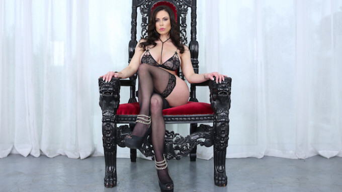 ArchAngel Debuts 'The Booty Queen 3,' With Kendra Lust's 1st DP