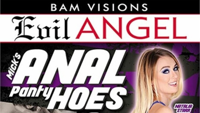 Evil Angel, BAM Visions Release 'Mick's Anal Pantyhoes 3'