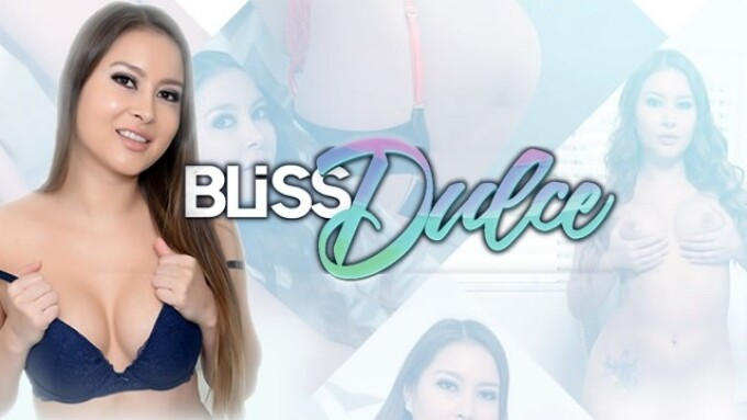 PacinoCash Debuts Solo Site for Colombian Porn Star Bliss Dulce