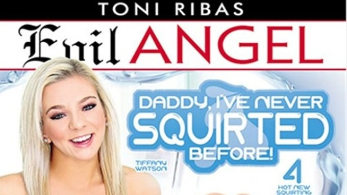 Evil Angel, Toni Ribas Debut Reimagined Squirt Title