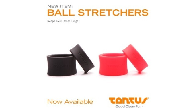 Tantus Introduces New Silicone Ball Stretcher Kit