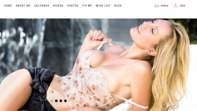 Brett Rossi Relaunches Site Through CrushGirls Network