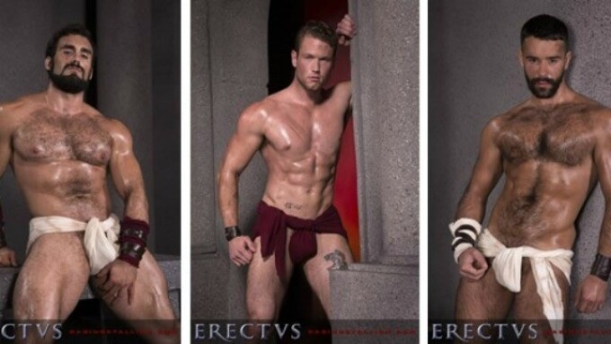 Raging Stallion's 'Erectus' Follows Sexual Appetites of Herculean Men