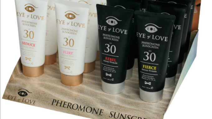 Entrenue Signs Exclusive Deal With Eye of Love Body Care