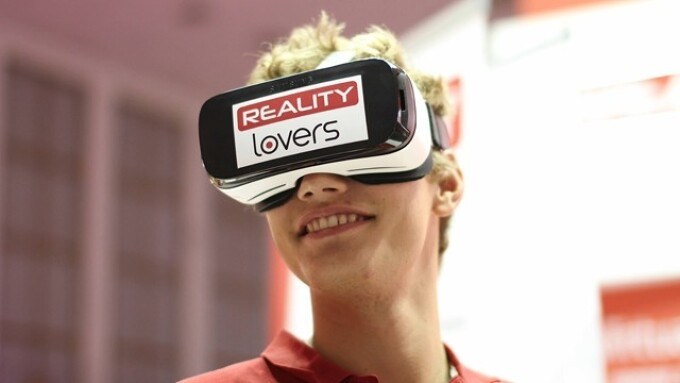 RealityLovers Shares E.U. VR Stats