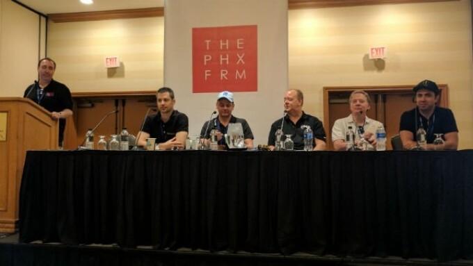 Industry Luminaries Debate State of Adult at Phoenix Forum