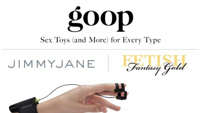 Goop Spotlights Jimmyjane, Pipedream Products for Annual 'Sex Issue'