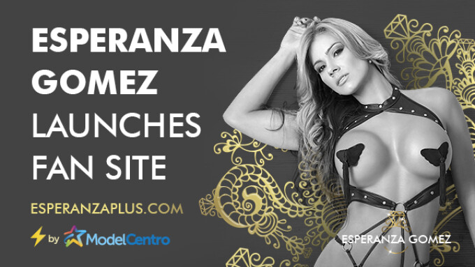 Esperanza Gomez Teams With ModelCentro For Official Site