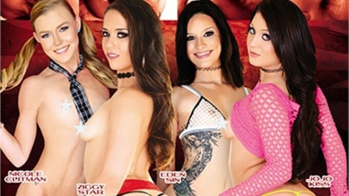 Evil Angel, BAM Visions Offer New Anal Title