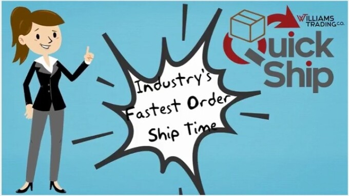 Williams Trading Announces Quick Ship Program
