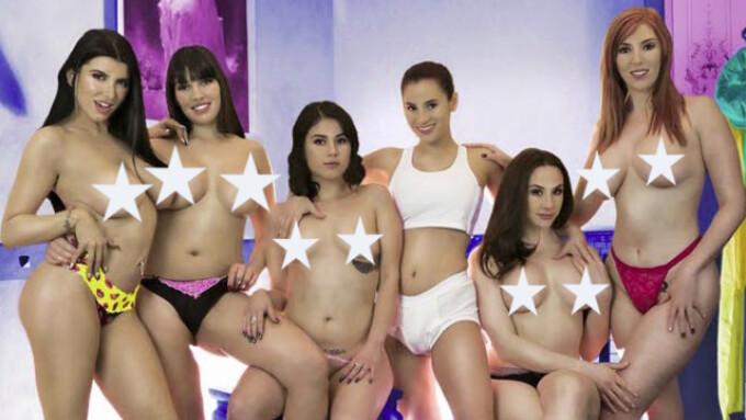 Girlfriends Films Unveils 'Lesbian PsychoDramas 25'
