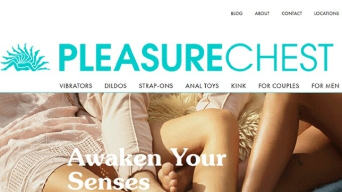 ThePleasureChest.com Has Brand New Look With Plenty of Features