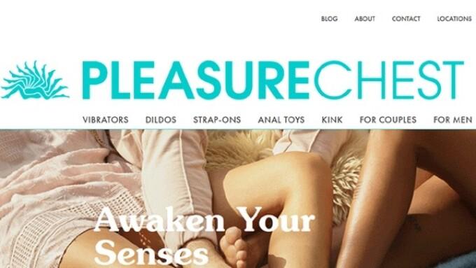 ThePleasureChest.com Has Brand New Look With Plenty of Features