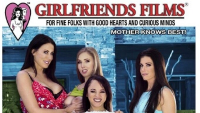 Girlfriends Films Releasing 47th 'Exchange Club'