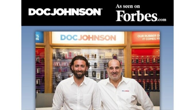 Forbes Profiles Doc Johnson's Chad Braverman