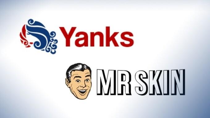 Yanks.com, Mr. Skin Team on Lifetime Memberships for Charity