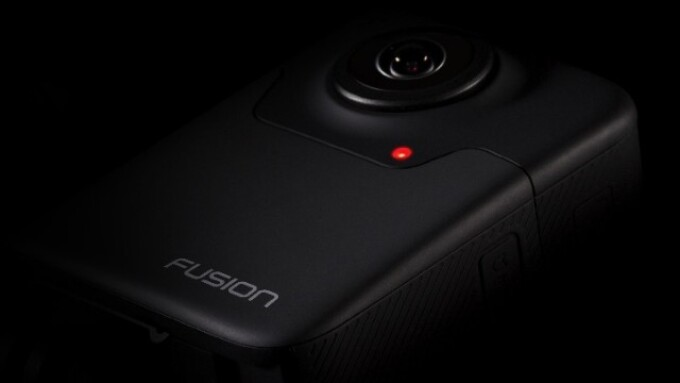 Video: GoPro Debuts Fusion 5.2K Spherical Camera