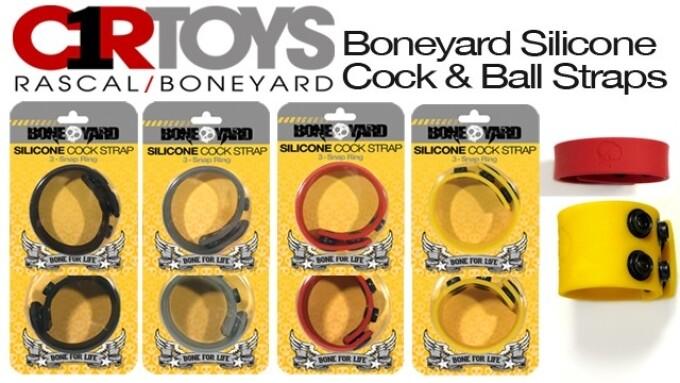 Boneyard Releases New Cock & Ball Straps