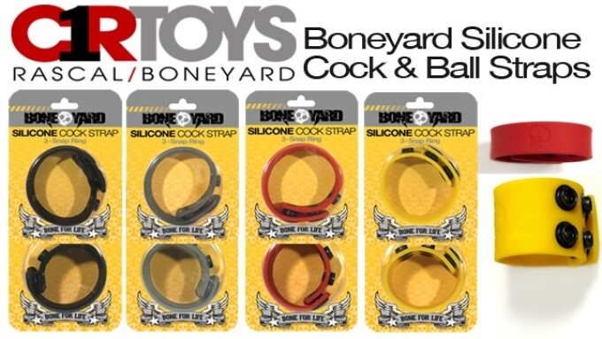 Boneyard Releases New Cock & Ball Straps