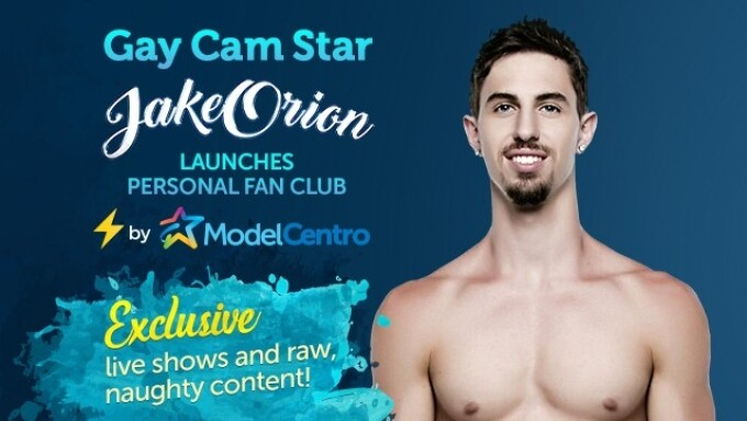 ModelCentro Powers Jake Orion's Fan Club