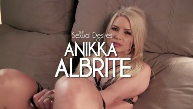 New Sensations Offers 'The Sexual Desires of Anikka Albrite'