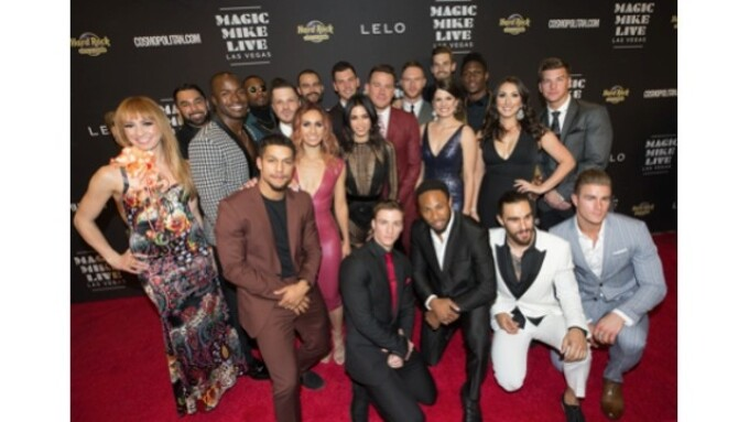 LELO Partners With Magic Mike Live