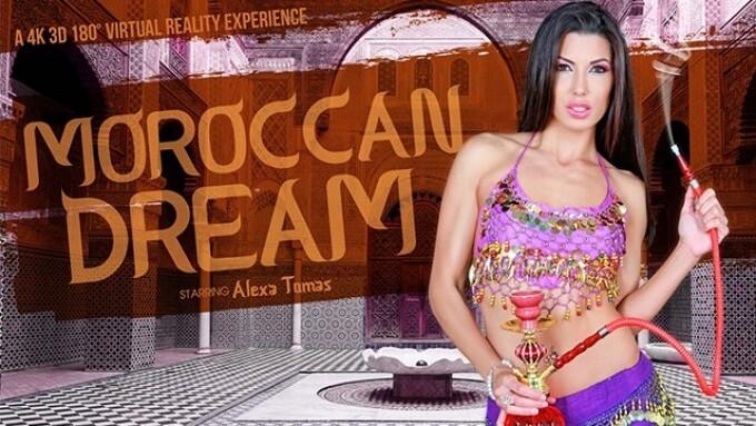 VRBangers.com Debuts 100th 4K VR Scene, 'Moroccan Dream'