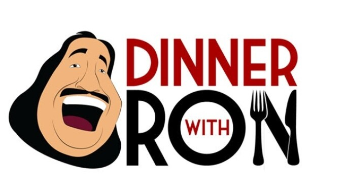 HotMovies Debuts Ron Jeremy's 'Dinner With Ron'