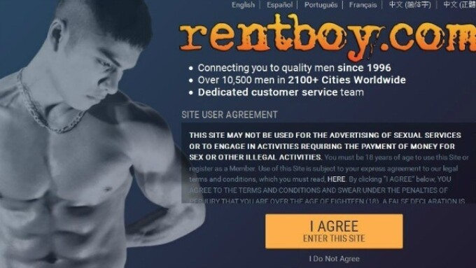Rentboy.com Owner Faces Sentencing Hearing on Friday