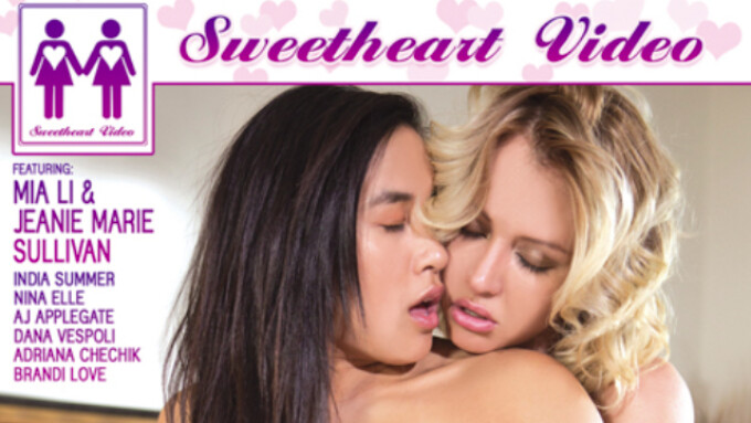 Sweetheart Streets 'Squirting Lesbians'