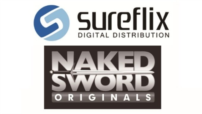 Sureflix in Deal to Stream NakedSword Content