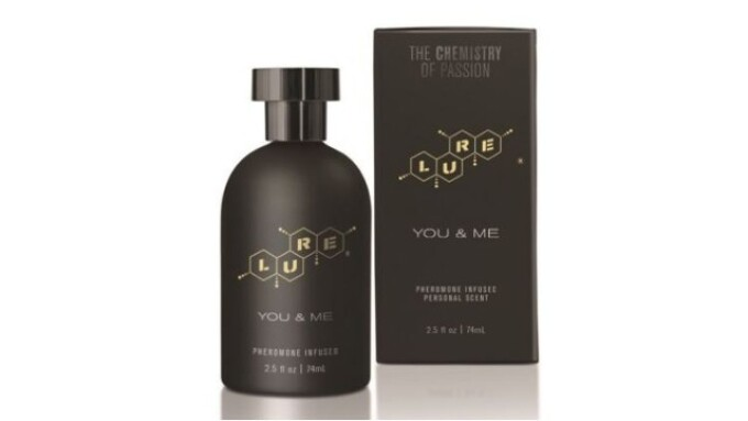 Topco Now Shipping 'Lure Black Label' Pheromone-infused Fragrances