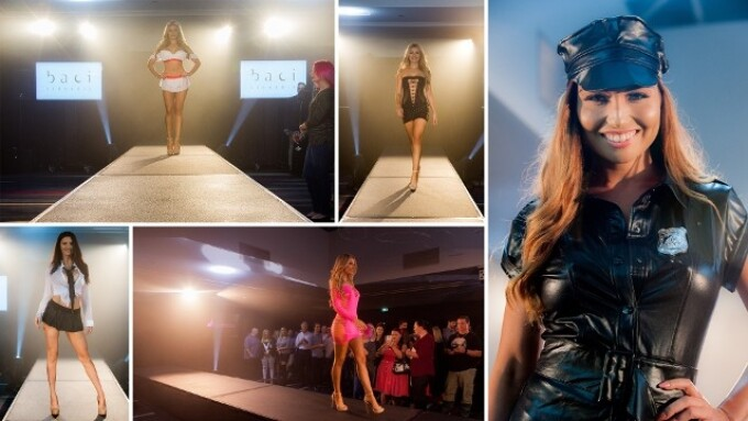 Xgen Products Featured in 2017 Adultex Fashion Show