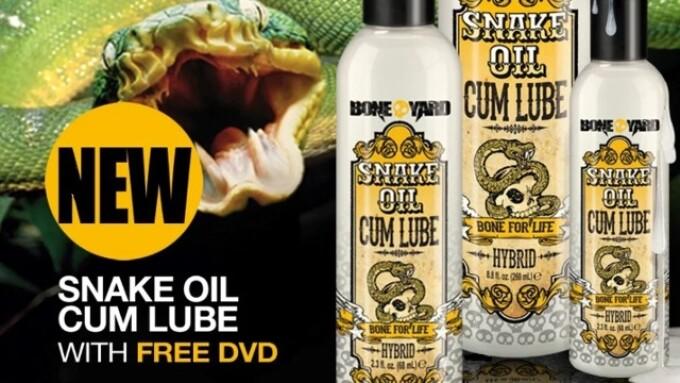 Boneyard Offers 'Snake Oil' Lube