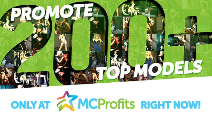 MCProfits.com Touts 200 Solo-Girl Sites for Promotion