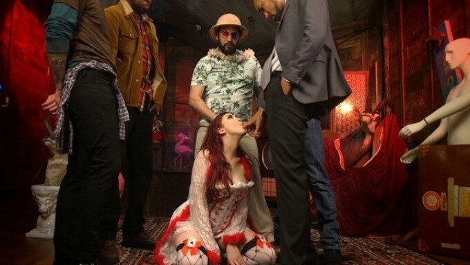 Kink's 'Damn Fine Pie!' Marks End of Adult Filmmaking at Armory