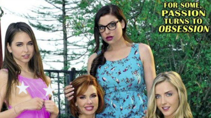 Girlfriends Films Offers 'Lesbian Obsessions 2'