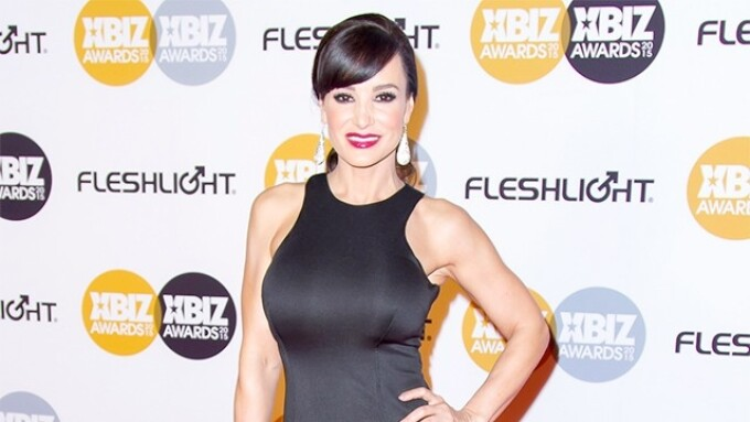 She's Back: Lisa Ann Arises, a Phoenix Aflame