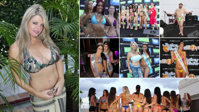Vicky Vette, Jeff Dillionaire to Host 5th XBIZ Miami Bikini Contest