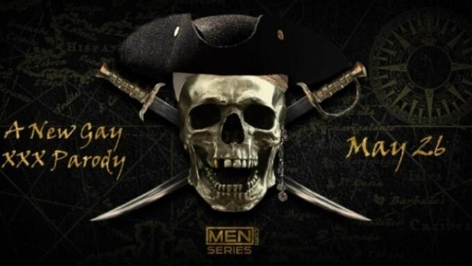 Video: Men.com Releases 'Pirates: A Gay XXX Parody' Trailer
