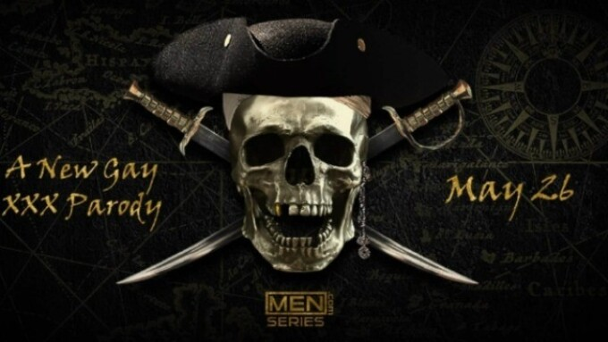 Video: Men.com Releases 'Pirates: A Gay XXX Parody' Trailer