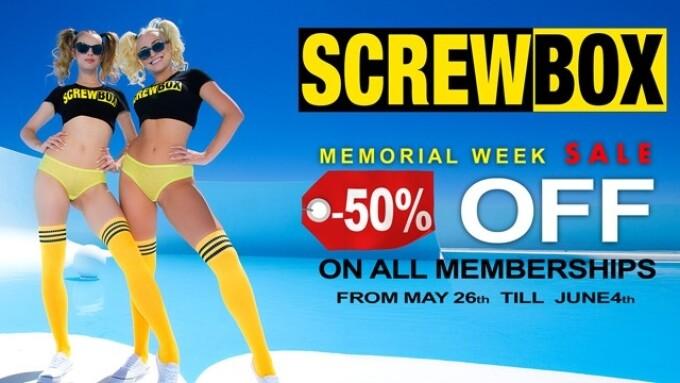 Screwbox.com Offers Holiday Sale