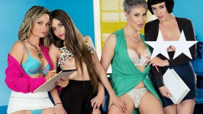 Girlfriends Films Unveils 'Lesbian Legal 12'