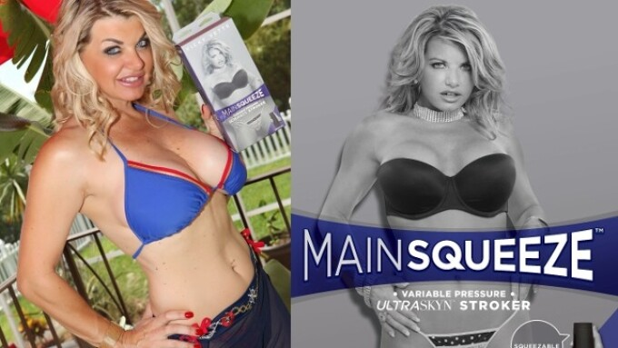 Doc Johnson Releases Vicky Vette 'Main Squeeze' Toy